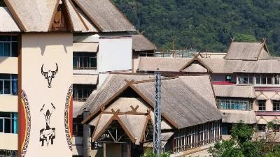 西盟建筑——千万年沉淀的文明之美