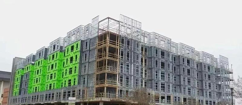 轻钢装配式建筑——办公楼