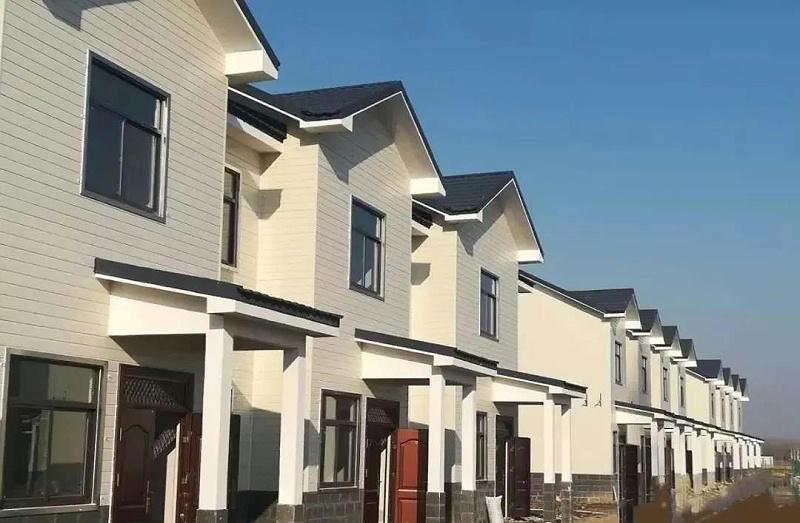 轻钢装配式建筑——新农村建设