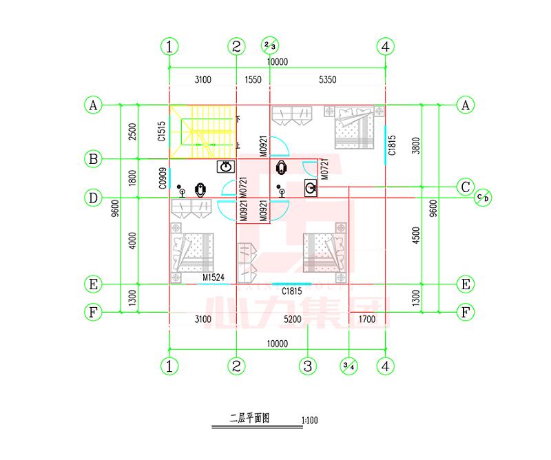心力集团 | 德宏自建房设计图纸