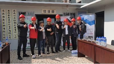 心力集团助力通海县者湾村灾后重建,8套轻钢自建房预计6月底交付