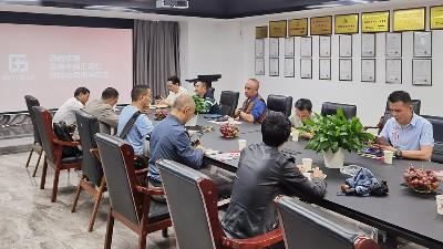 心力集团与多家来访云南牛商企业家交流座谈 共商发展大计