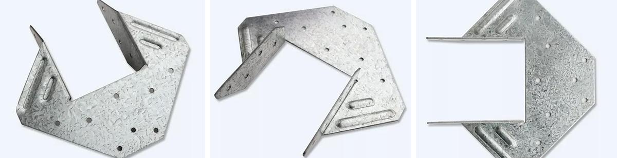 桁架卡件1连接件