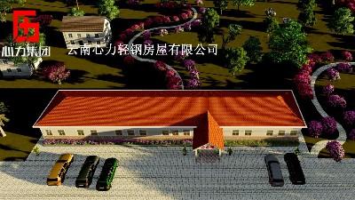 """案例展示丨13天交付能投办公楼项目,再次见证""""心力速度"""""""