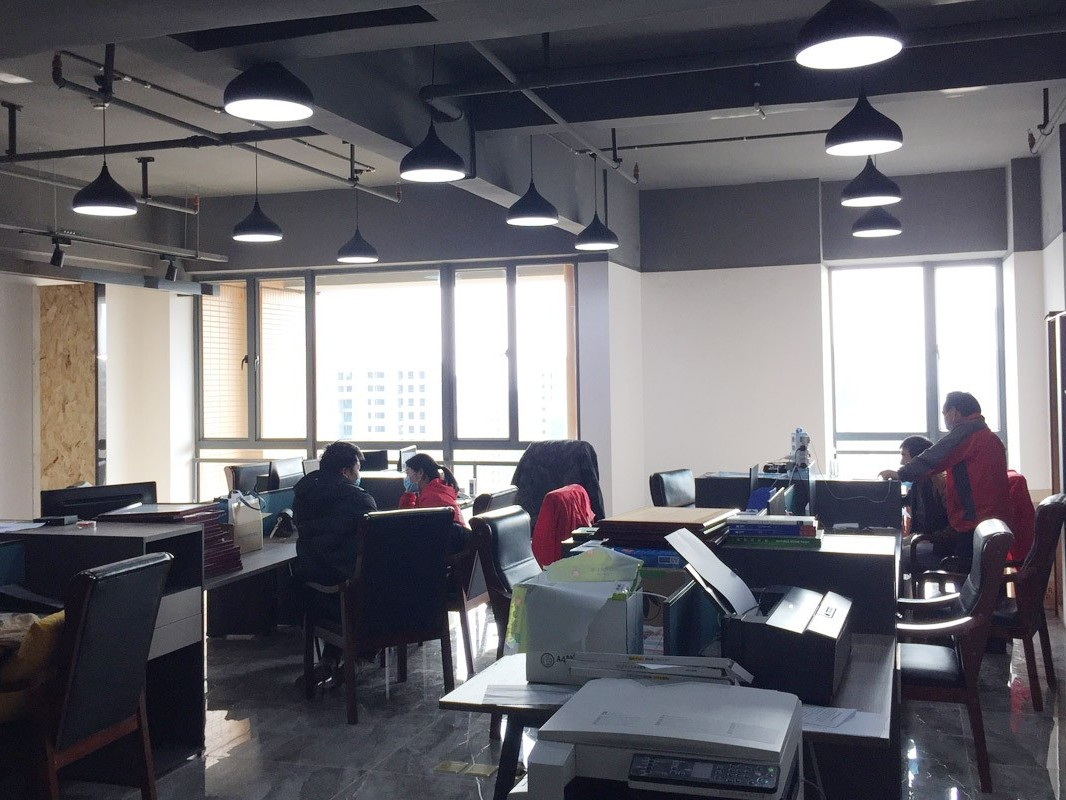 办公室办公环境