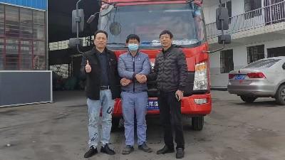 热烈祝贺普洱镇沅王总在心力集团喜提大禾速建智能移动生产设备!