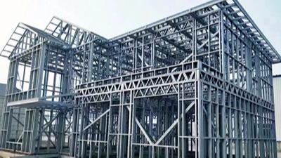 心力智造为您浅析轻钢结构房屋的品质质优特性