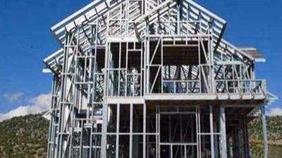 心力智造浅析轻钢房屋未来将取代传统房屋