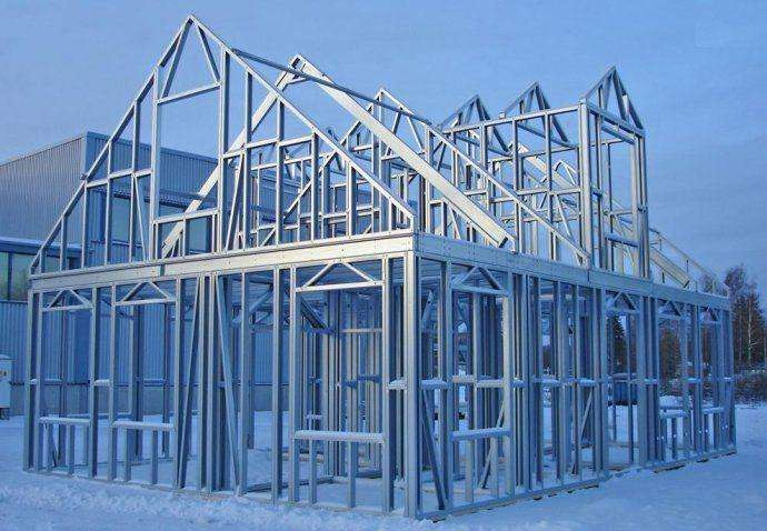 冷弯薄壁型轻钢集成房屋的结构牢固吗?