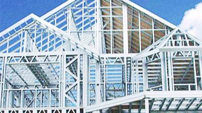 轻钢结构房屋的耐腐蚀吗?会生锈吗?