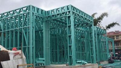 心力智造为你浅析 轻钢结构房屋的优异特性