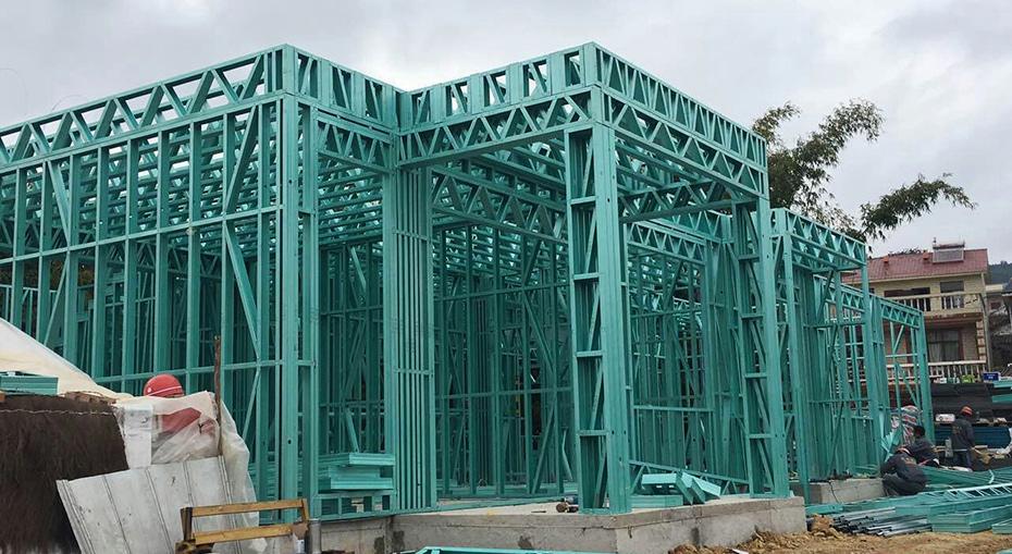 心力轻钢为你浅析 轻钢结构房屋的优异特性